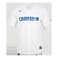 나이키 CQ9249100 대한민국 야구 반팔 유니폼 저지