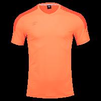 엄브로 U8121FRS91ORG 엄브로 프린트 풋볼저지 ORG 티셔츠