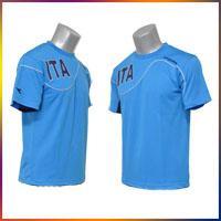 [ 디아도라 ] 쿨론 티셔츠 트레이닝 상의 1412BL
