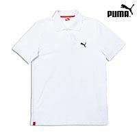 푸마 반팔 티셔츠 81673-703 에센셜 폴로 SS
