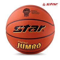 스타 BB416 스포츠 뉴 점보 농구공 6호