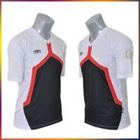 [UMBRO] 엄브로 쿨론 기능성 티셔츠 UAM91DT IT 201 WHITE