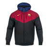 FC 바르셀로나 윈드 러너 우븐 후디 재킷(CI9252010)