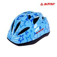 스타 아동용 헬멧 RD8560-07 Blue 보호대 스포츠용품