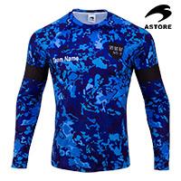 아스토레 전사 유니폼 012 단체 축구 커스텀 축구복 긴팔 티셔츠
