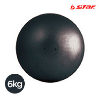 스타 포환 ZR450_6kg 체육기구 스포츠용품